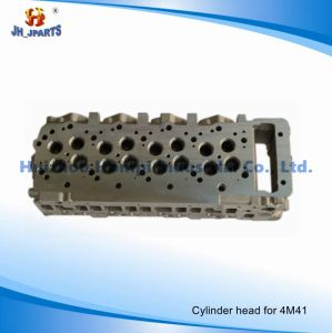 Engine Cylinder Head for Mitsubishi 4m41 Me204200 908518 908618 908500 pictures & photos