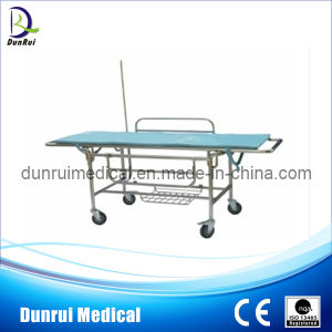 CE Approved Durable Hospital Stretcher (DR-202)