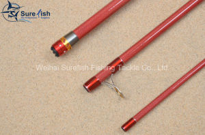 OEM Toray 1k Woven Nano Carbon Surf Fishing Rod pictures & photos