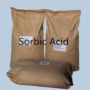 High Quality Food Grade Sorbic Acid From Chinese Factory pictures & photos