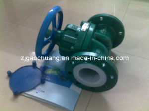 PTFE Lined or No-Lining Diaphragm Valve