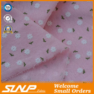 Cotton/Spandex Printing Clothing Fabric