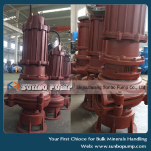 China High Quality Sewage Submersible Water Pump pictures & photos