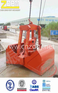 30t Electro-Hydraulic Clamshell Grab Bucket for Bulk Material pictures & photos