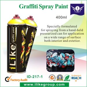 Europe Standard Aeropak Spray Paint Graffiti pictures & photos