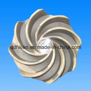 Valve Parts Made by Investment Casting pictures & photos