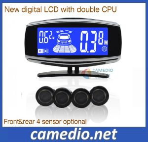 2016 New Digital LCD Display Car Reverse Rear Radar System with 4/6/8 Sensor Optional pictures & photos