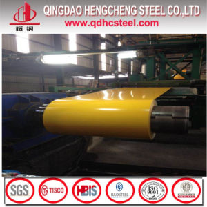 Hot Sale JIS G3312 PPGI Color Coated Steel in Coil pictures & photos