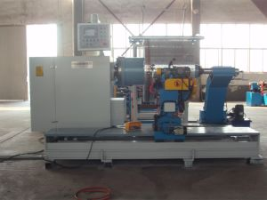Nvcq-2800 Agricultural Belt Building Cutting Machine