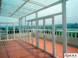 Glass House Aluminum Profile