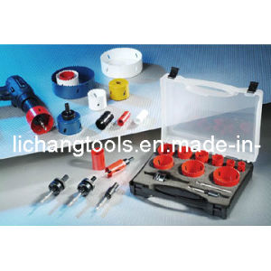 Power Tool--Hole Saw with Various Package and Face Colour pictures & photos