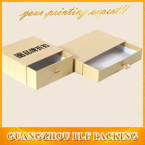 Custom Fashion Design Drawer Paper Box Package pictures & photos