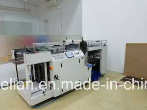 Automatic Notebook/Calendar Punching Machine (SPB550) pictures & photos