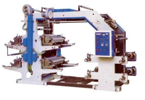 Flexo Graphic Printing Machine for Nonwoven pictures & photos