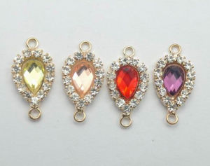 2014 New Design Charming Crystal Stone Beads