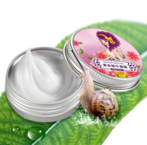 Afy Eye Cream Gold Snail Moisturizing Whitening Anti-Dark Circle Cream Nourish Snail Repair Cream pictures & photos