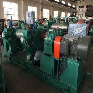 Heavy Duty Bearing Rubber Open Mixing Mill/Nylon Bush Rubber Mixer pictures & photos