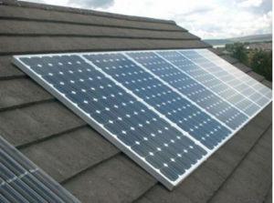 Long Life & Cheap 1000W Solar Lighting System