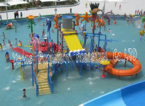Interactive Kids Water Play House pictures & photos