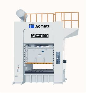 High Efficiency Energy Saving Press Machine /Punch Machine (APH60) pictures & photos