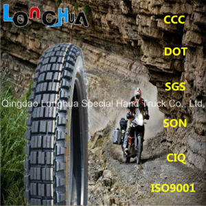 ISO9001: 2008 Certified Qingdao Factory Top Quality Motorcycle Tyre pictures & photos