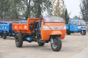Diesel Waw Dump 3 Wheel Tricycle From China for Sale pictures & photos