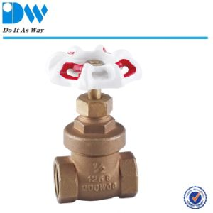 Gunmetal Gate Valve for Water Control pictures & photos