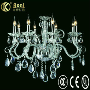 Modern Design Crystal Chandelier Lamp (AQ20009-8) pictures & photos