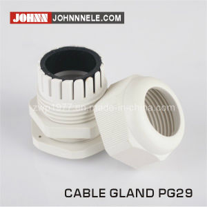 Pg Plastic Waterproof Cable Gland with Good Quality pictures & photos