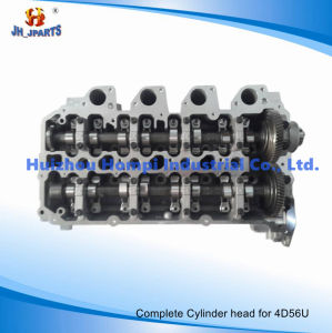 Complete Cylinder Head for Mitsubishi 4D56u 16V 4D55/4D56/4D56t/4dr7 pictures & photos