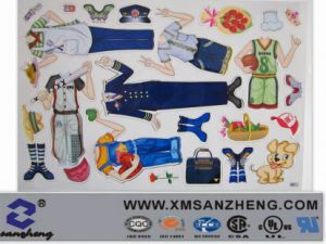 Carton Magnetic Sticker Toy pictures & photos