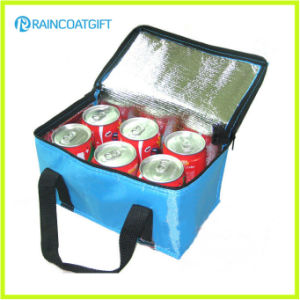 420d Polyester 6cans Beer Cooler Bag (RGB-003) pictures & photos