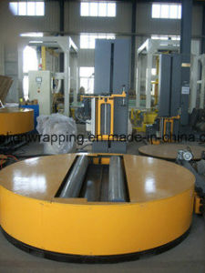 Paper Roll Stretch Film Wrapping Machine pictures & photos