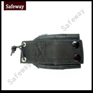 Msc-20A Leather Case Pouch for Two Way Radio pictures & photos