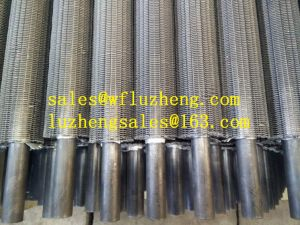 Extruded Aluminum Serrated Fin Tube for Heat Exchanger, Heat Transfer Fin Tube pictures & photos