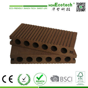 Water Proof Outdoor Wood Plastic Composite Decking 138s23 pictures & photos