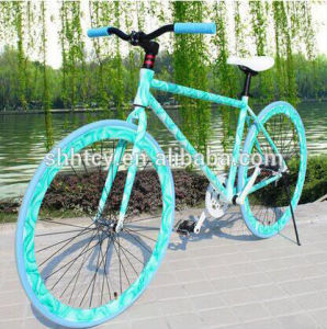 700c 70mm Rims Fixed Gear Sport Bike pictures & photos