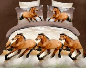 2015 Fashion Style 3D Printed Bedding Set pictures & photos