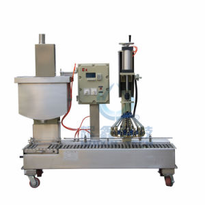 High Quality Liquid Filling Machine for Paint / Coating pictures & photos