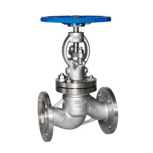 High Quality Cast Steel Vacuum Globe Valves