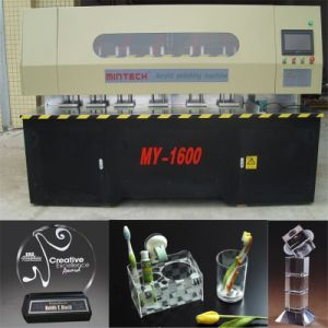 Hight Precision & Cheap Sale Light Guaid Plate Machine pictures & photos