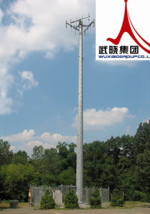 Steel Pipes of Monopole Tower pictures & photos