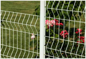 Garden Fence with PVC Coating pictures & photos