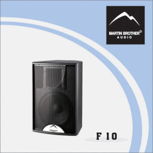 Martin Brother Professional Loudspeaker (F10)