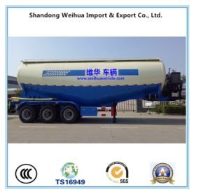 Advanced Bulk Cement Tanker Trailer with High Quality pictures & photos