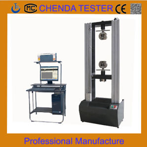 Wdw-20 Computer Control Electronic Universal Test Machine+Bending Tester+Steel Tensile Testing Machine pictures & photos