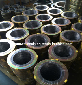 Spiral Wound Gaskets, Swg, Gaskets (SUNWELL) pictures & photos