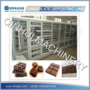 Depositing Type Chocolate Plant pictures & photos