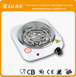 1000W Single Burner Hot Plate Home Appliances