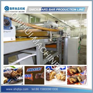 Confectionary Cereal Chocolate Bar Machine pictures & photos